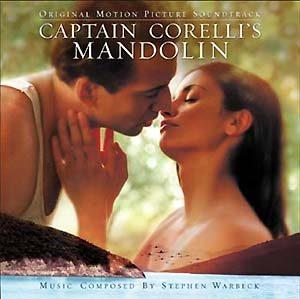 Captain Corelli's Mandolin original soundtrack