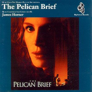 Pelican Brief original soundtrack