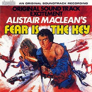 Fear is the Key original soundtrack