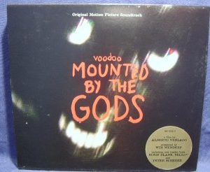 Voodoo: Mounted by the Gods original soundtrack