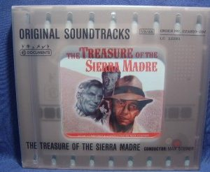 Treasure of the Sierra Madre original soundtrack