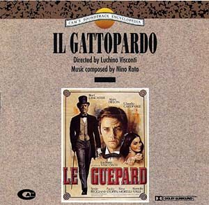 Leopard (Il Gattopardo) original soundtrack