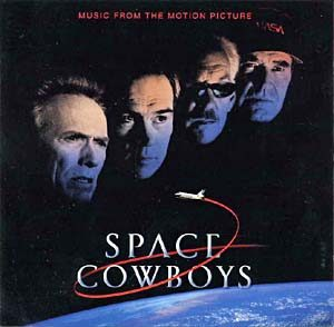 Space Cowboys original soundtrack