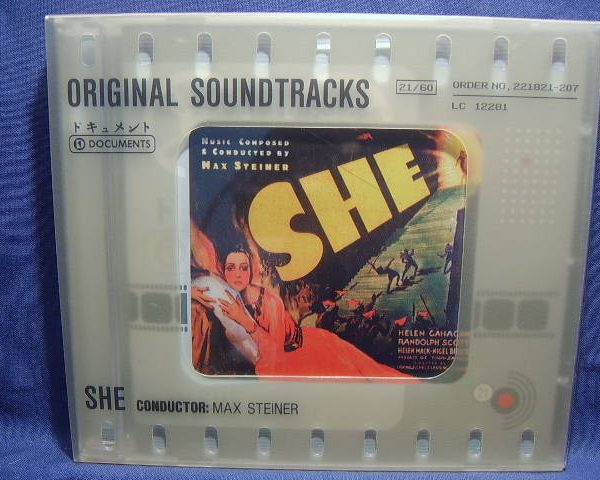 She original soundtrack