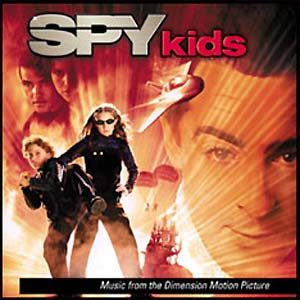 Spy Kids original soundtrack