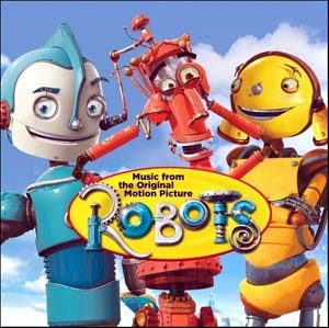 Robots original soundtrack