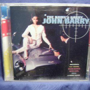 The Name's Barry.. John Barry original soundtrack