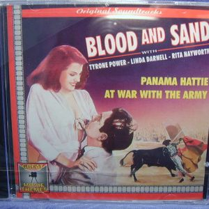 Blood and Sand original soundtrack