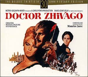 Doctor Zhivago: 30th Anniversary version original soundtrack