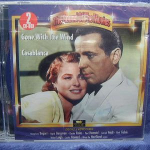 Casablanca / Gone with the Wind original soundtrack