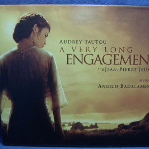 Very Long Engagement (Un Long Dimanche De Fiançailles) original soundtrack