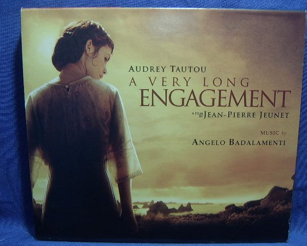 Very Long Engagement (Un Long Dimanche De Fiançailles) original soundtrack