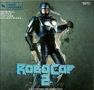 Robocop 2 original soundtrack