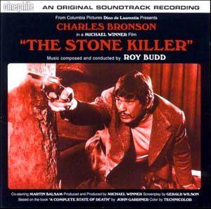 Stone Killer original soundtrack
