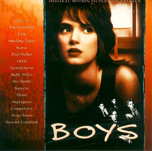 Boys original soundtrack
