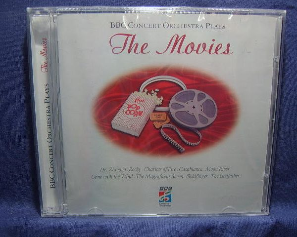 BBC concert orchestra plays the movies original soundtrack