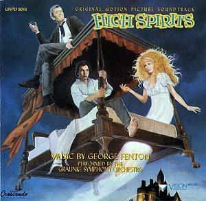 High Spirits original soundtrack