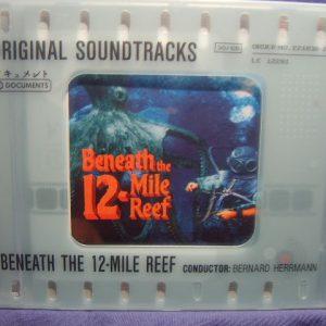 Beneath the 12-Mile Reef original soundtrack
