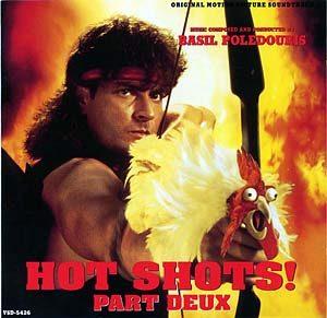 Hot Shots: part deux original soundtrack