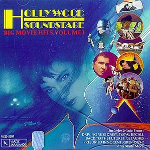 Hollywood Soundstage: vol. 1 original soundtrack