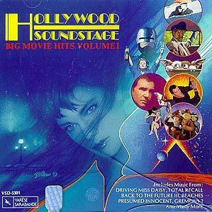 Hollywood Soundstage: vol. 1 original soundtrack