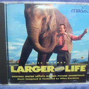 Larger than Life original soundtrack