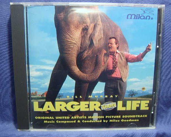 Larger than Life original soundtrack