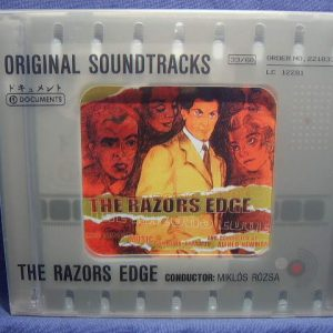Razor's Edge original soundtrack