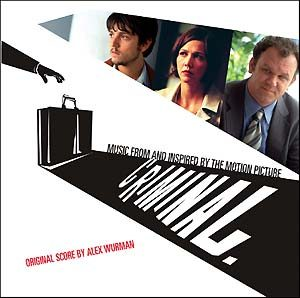 Criminal original soundtrack
