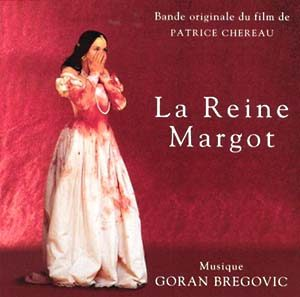 Reine Margot original soundtrack