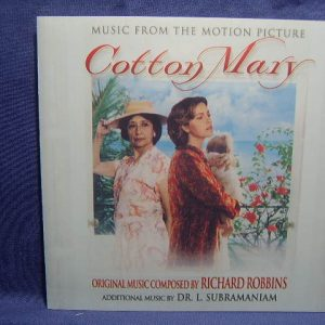 Cotton Mary original soundtrack