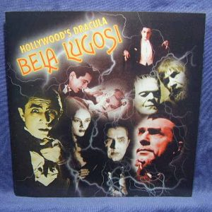 Hollywood's Dracula: bela lugosi original soundtrack