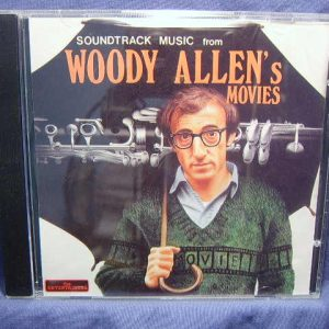 Entertainers: woody allen's movies original soundtrack