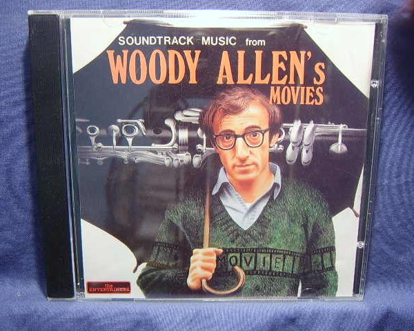 Entertainers: woody allen's movies original soundtrack