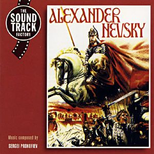 Alexander Nevsky original soundtrack