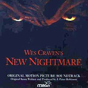 Wes Craven New Nightmare original soundtrack