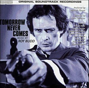 Tomorrow Never Comes original soundtrack