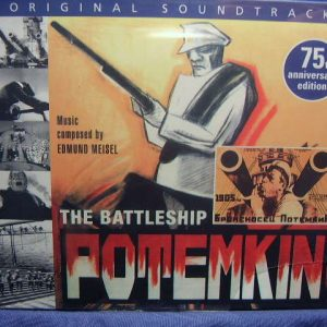 Battleship Potemkin original soundtrack
