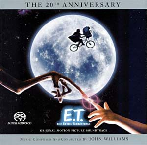 E.T.  20th anniversary original soundtrack
