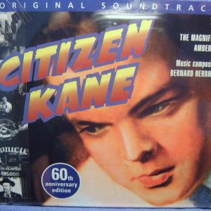 Citizen Kane & The Magnificent Ambersons original soundtrack