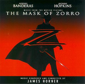 Mask Of Zorro original soundtrack