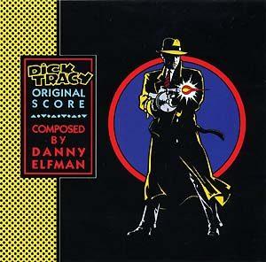 Dick Tracy original soundtrack