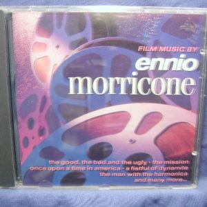 Film Music by Ennio Morricone original soundtrack