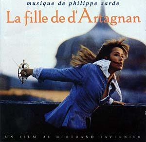 La fille de d'Artagnan original soundtrack