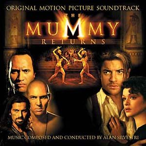 Mummy Returns original soundtrack