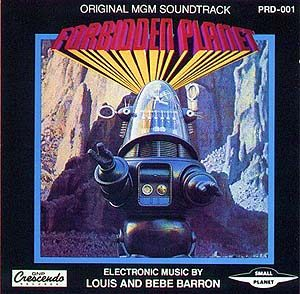 Forbidden Planet original soundtrack