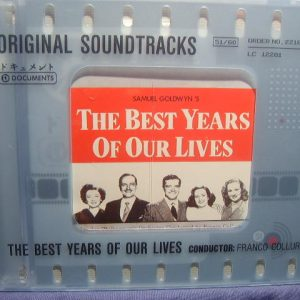 Best Years of our Lives original soundtrack