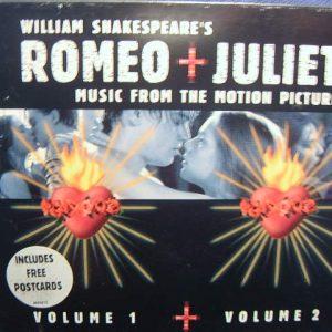 Romeo + Juliet vol.1 + vol.2 original soundtrack