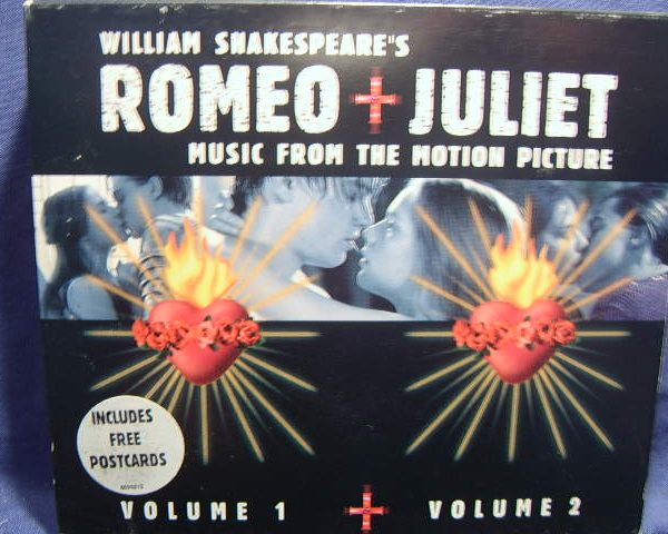 Romeo + Juliet vol.1 + vol.2 original soundtrack