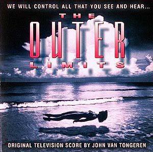 Outer Limits: the TV score original soundtrack